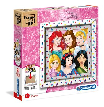 Puzzle Disney Princess - Frame Me Up
