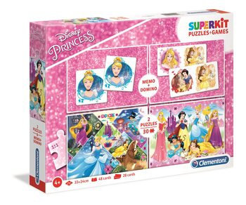 Puzzle Disney Princess