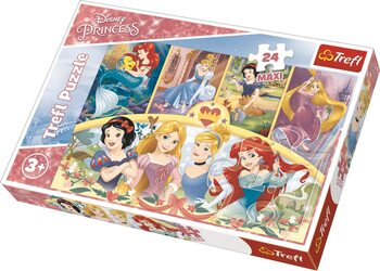 Pussel Disney Princess: The Magic of Memories