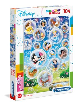 Puzzle Disney - Standard Characters