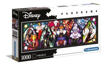 Puzzle Disney Villains