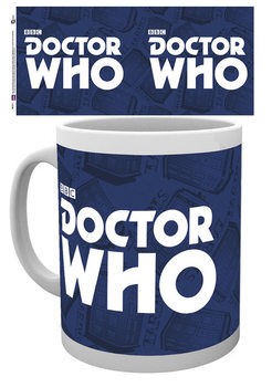 Bögre Doctor Who (Ki vagy, doki?) - Logo