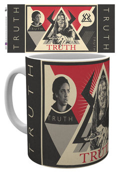 Taza Doctor Who - Monk