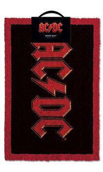 Dörrmatta AC/DC - Logo