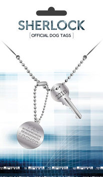 Sherlock - Sherlocked Dog tags