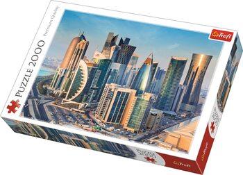 Puzzle Doha, Quatar