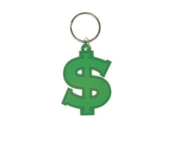 DOLLAR SIGN kulcsatartó