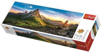 Puzzle Dolomity - Passo di Giau