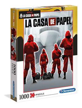 Puzzle Dom z papieru (La Casa De Papel)
