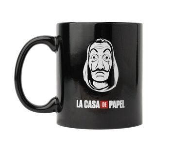 Kubek Dom z papieru (La Casa De Papel) - Mascara