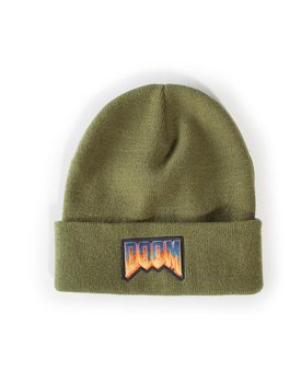 Sapka Doom Eternal - Logo Beanie