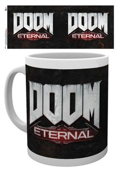 Vrč Doom - Eternal Logo