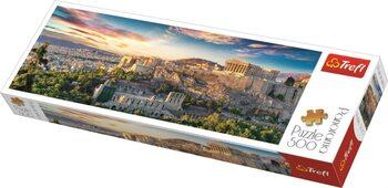 Puzzle Akropolis, Athény