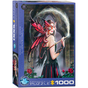 Puzzle Anne Stokes - Spellbound