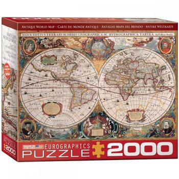 Puzzle Antique World