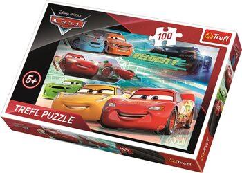 Puzzle Auta 3