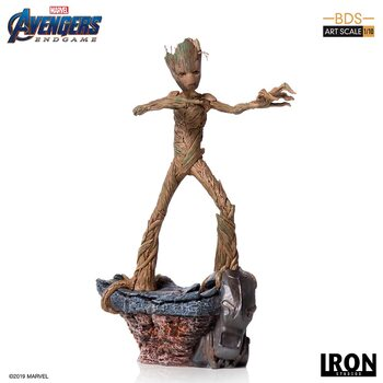 Figurka Avengers: Endgame - Groot