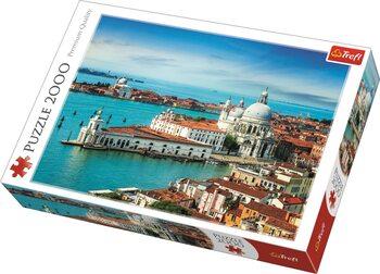 Puzzle Benátky, Itálie