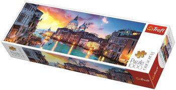 Puzzle Benátky - Kanál Grande