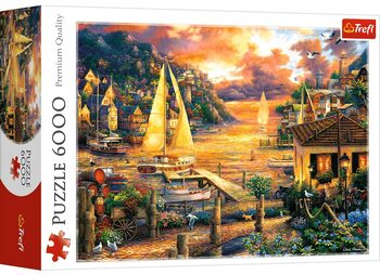 Puzzle Catching Dreams