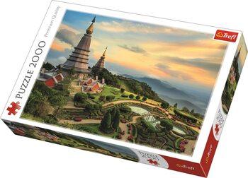 Puzzle Chiang Mai, Thajsko