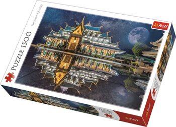 Puzzle Chrám Wat Pa Phu Kon, Thajsko