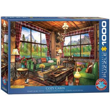 Puzzle Cozy Cabin by Dominic Davison