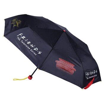 Deštník Přátelé - Black