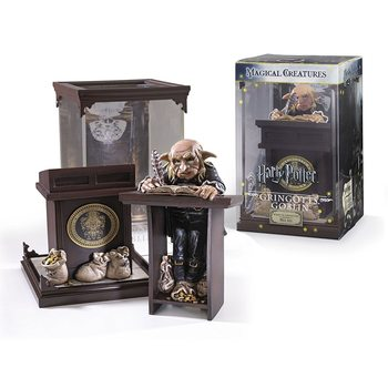 Figurka  Harry Potter - Gringotts Goblin