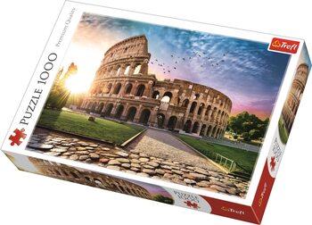 Puzzle Koloseum, Itálie