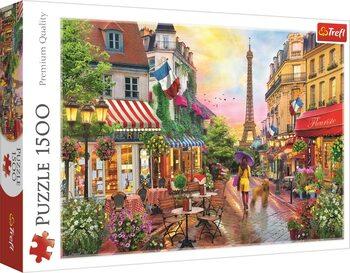 Puzzle Kouzelná Paříž