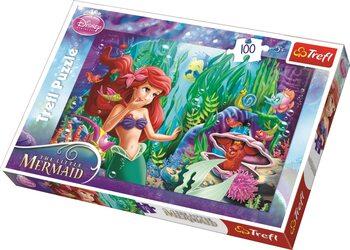 Puzzle Malá mořská víla