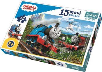 Puzzle Mašinka Tomáš