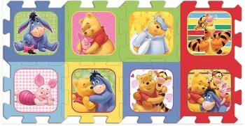 Puzzle Medvídek Pú