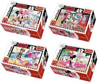 Puzzle Minnie a Daisy 4v1