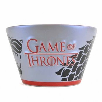 Miska Hra o trůny (Game of Thrones) - Stark Reflection Decal