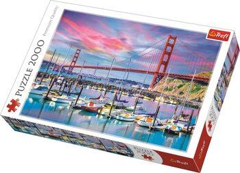 Puzzle Most Golden Gate, San Francisco