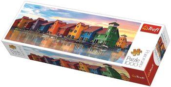 Puzzle Nizozemsko - Groningen