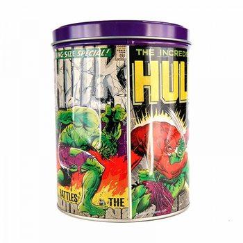 Plechovka Marvel - Hulk