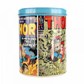 Plechovka Marvel - Thor