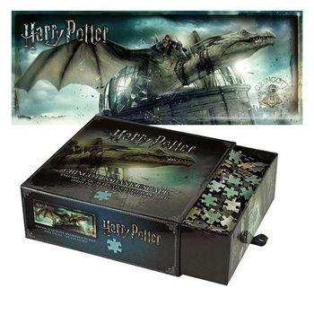 Puzzle Harry Potter - Útěk z Gringottovy banky