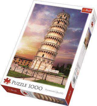 Puzzle Šikmá věž v Pise, Itálie