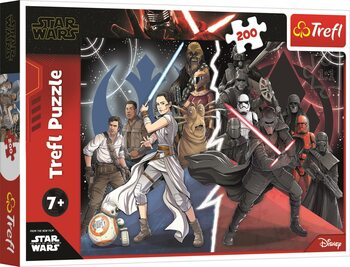 Puzzle Star Wars: Vzestup Skywalkera