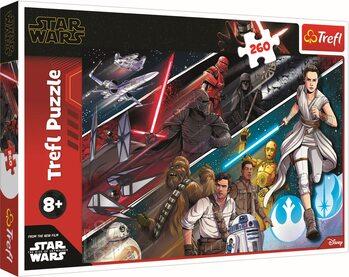 Puzzle Star Wars: Vzestup Skywalkera
