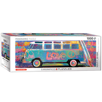 Puzzle VW - Love Splash