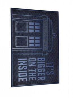 Dr. Who - Tardis (Rubber) Dørmatte