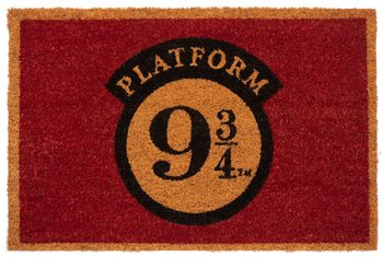 Harry Potter - Platform 9 3/4 Dørmatte