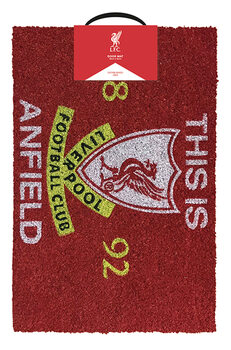 Liverpool FC - This Is Anfield Dørmatte