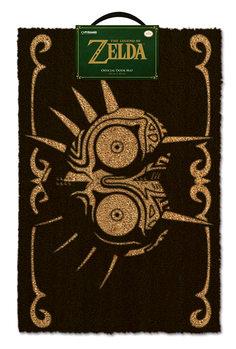 The Legend Of Zelda - Majora's Mask Black Dørmatte
