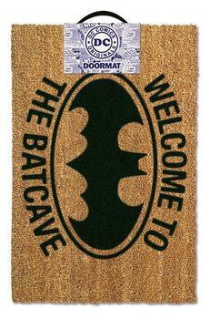 Dørmåtte Batman - Welcome to the batcave